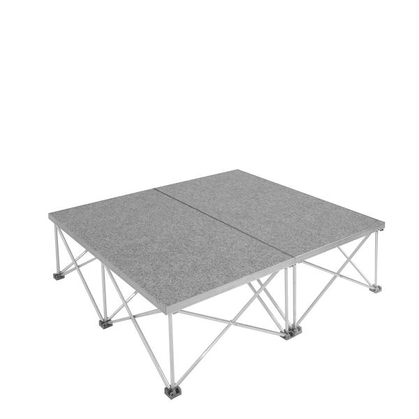 palco modulare, pedana componibile