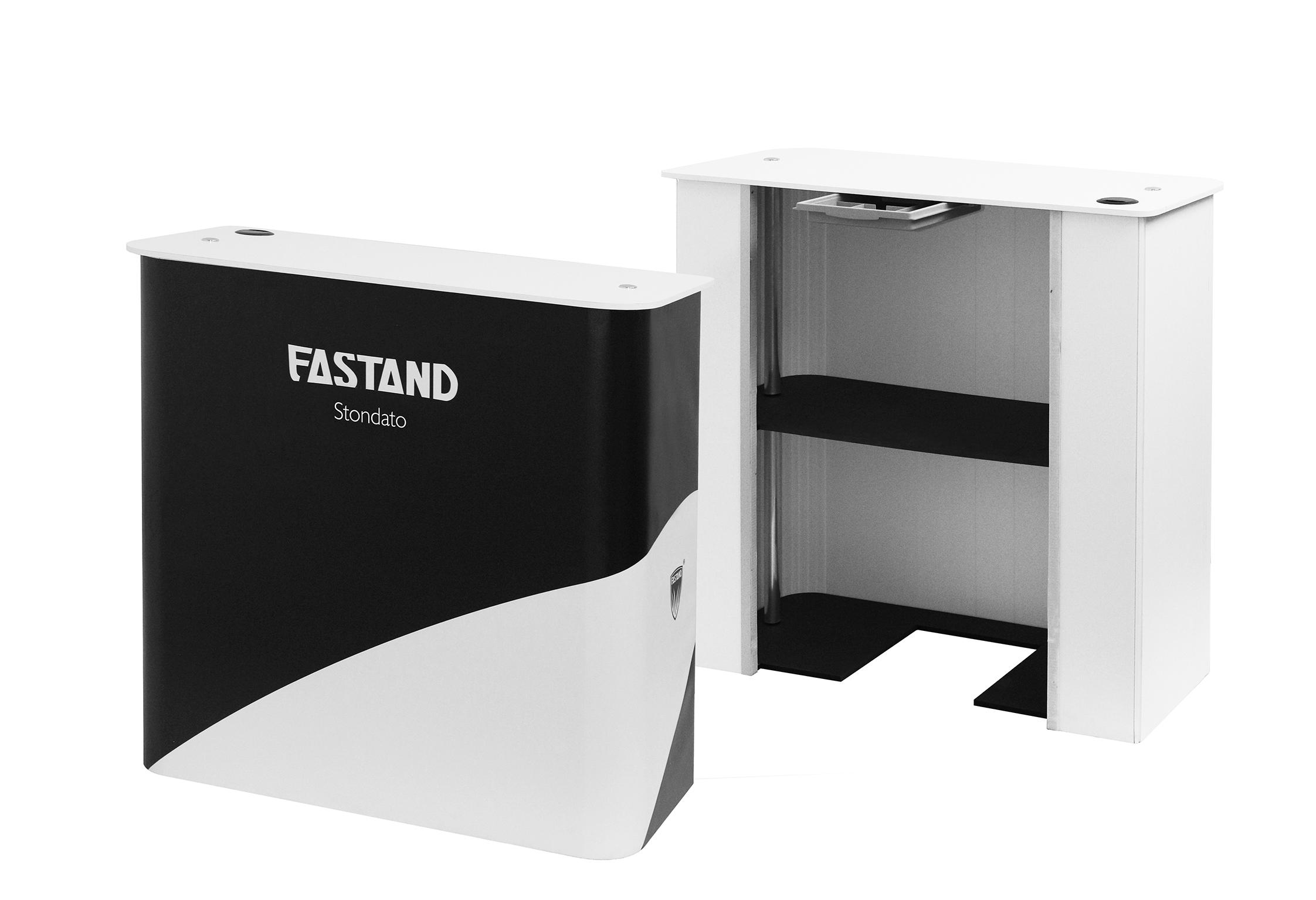 desk portatile podium