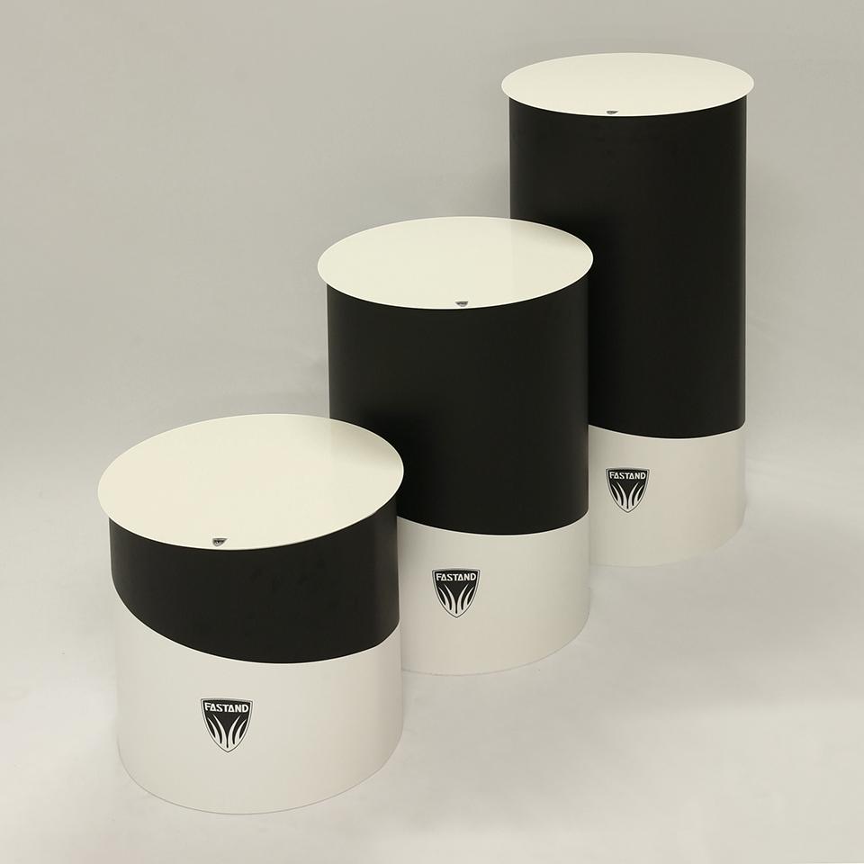 espositori cilindrici