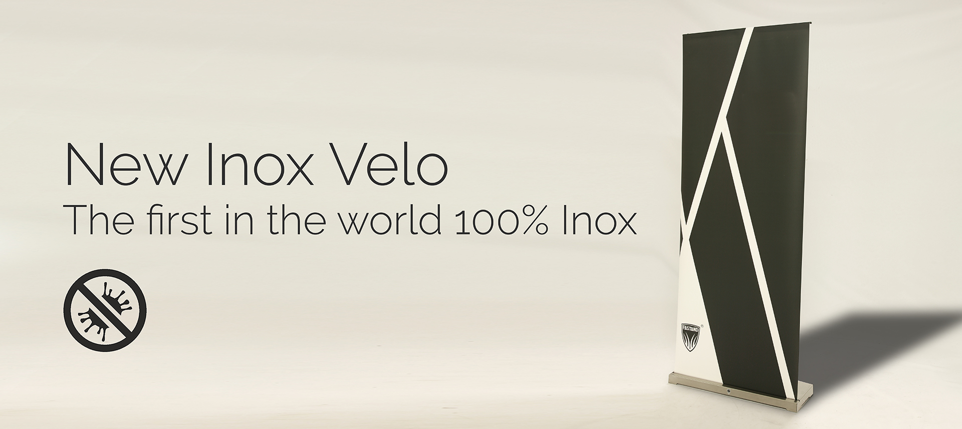 roll-up reliable Inox