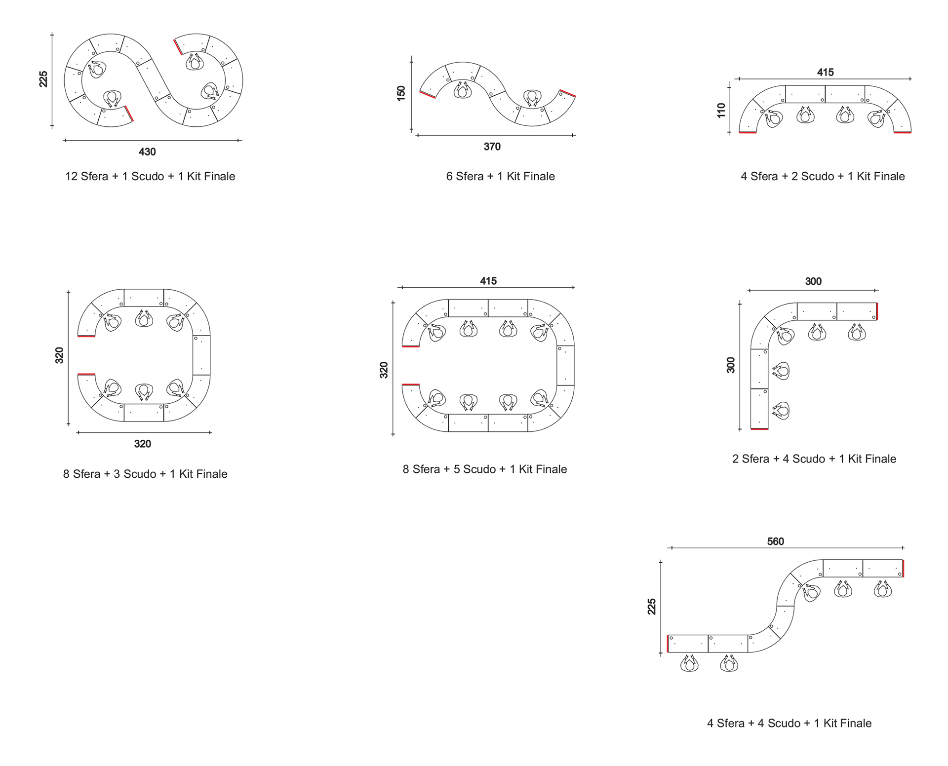 formas desk