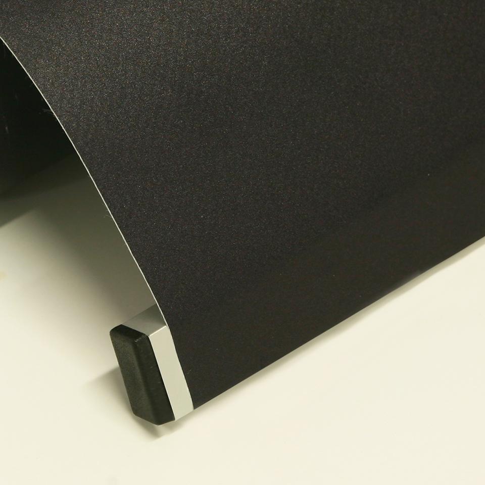 panel separador deslizante