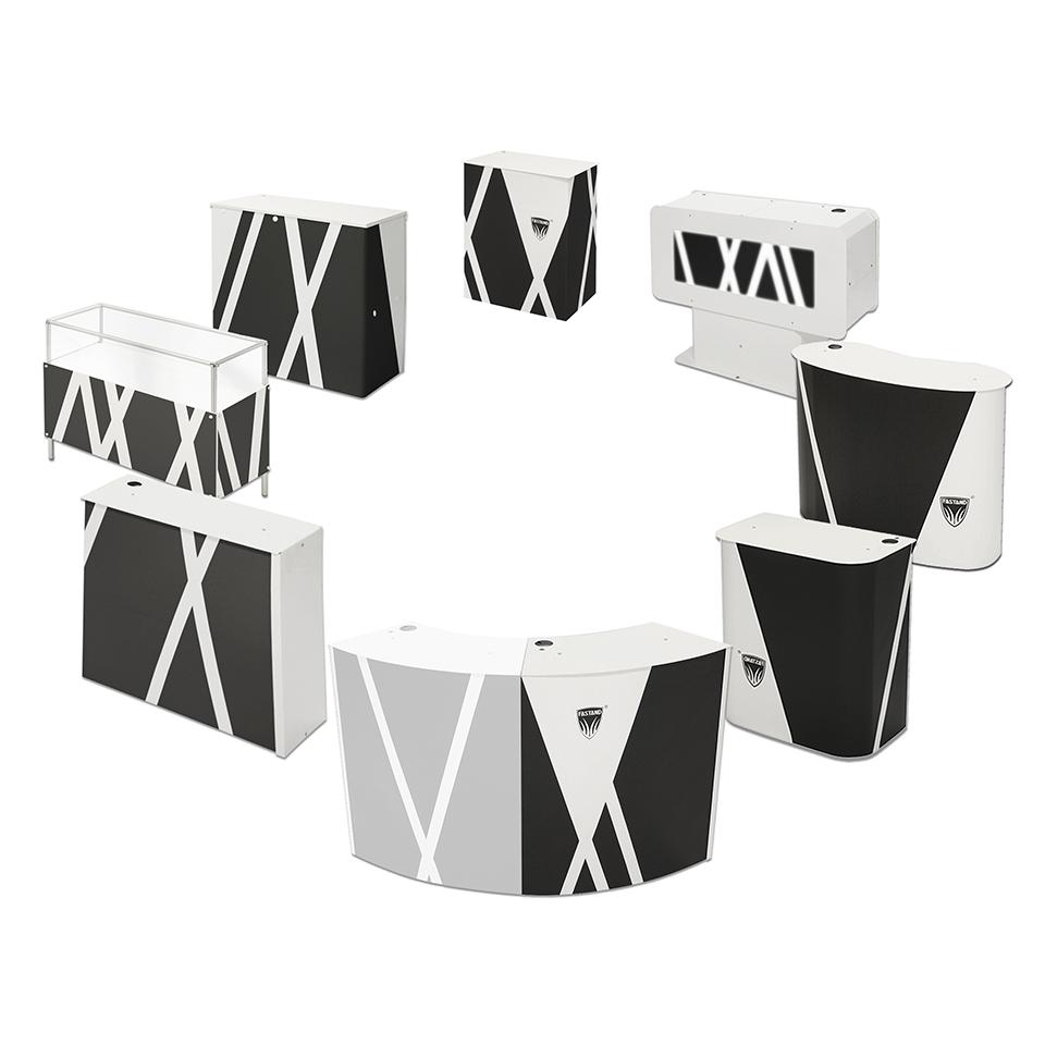 gamma completa desk portatili Fastand
