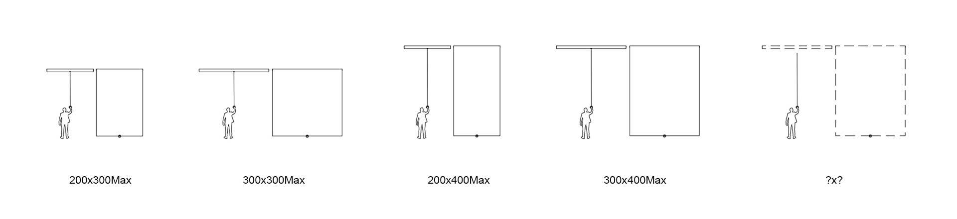 morfeus medidas y alturas